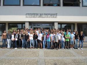 "54 ""Bili""-Schüler beendeten im Schuljahr 2011/12 den dreijährigen Kurs"